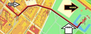 Fra Rosenborg Slot til Rundetårn løber der en tunnel